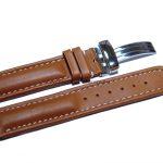 bracelet de montre en cuir
