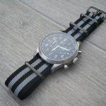 bracelet montre nato