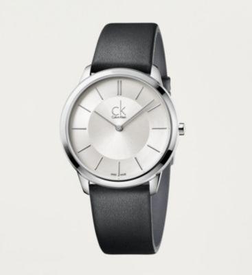 calvin klein montre