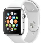 montre apple solde