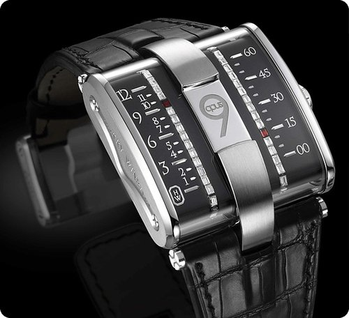 montre design homme