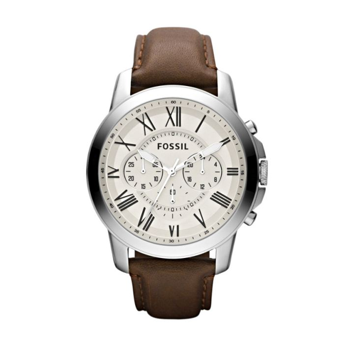 montre fossil solde