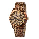 montre guess leopard