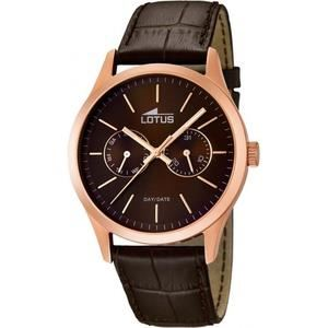 montre homme or rose