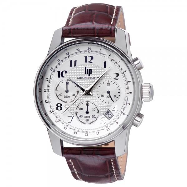 montre lip chronographe