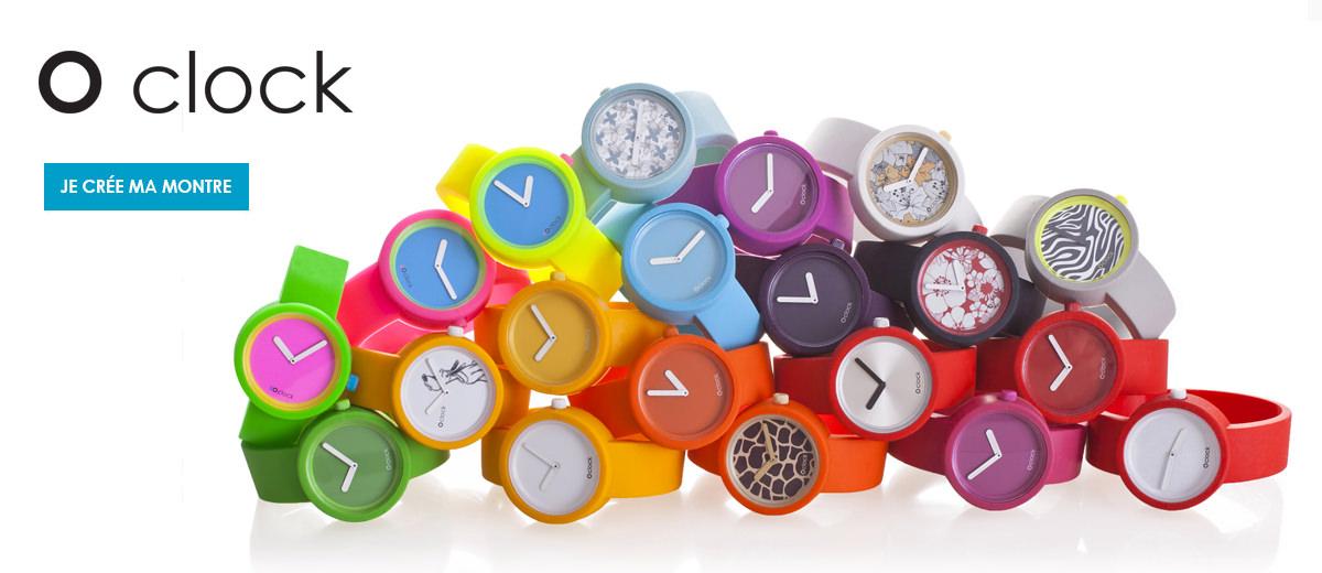 montre o clock