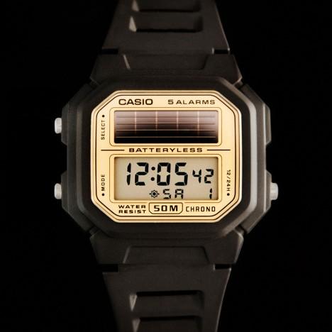 montre solaire