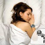montre sommeil