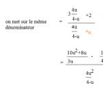 montrer qu une suite est arithmétique