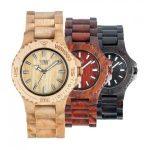 montres en bois
